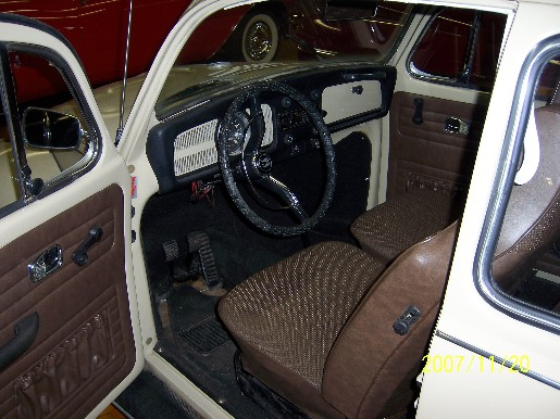 type bus ghia bug interior port cylinder dual head vw stock